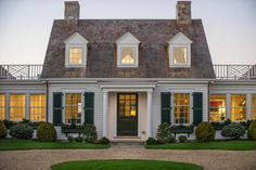 A welcoming beacon for friends and family, the beautiful HGTV Dream Home 2015 is bound to be favorite spot for entertaining.  Lucky for guests, there is plenty of space for parking and more than enough gorgeous views of Martha's Vineyard to go around.