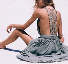 Love the colour... the detailed back is to die.