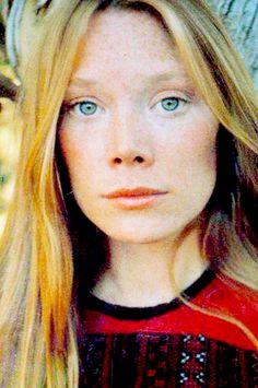 Sissy Spacek, 1981. Gorgeous natural beauty!