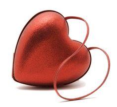 Moschino heart bag