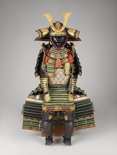 shewhoworshipscarlin:  Armor, 1700s, Japan.