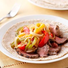 With a few simple ingredients, you can have a mighty Mexican meal: http://www.bhg.com/recipes/healthy/dinner/cheap-heart-healthy-dinner-ideas/?socsrc=bhgpin032014steakfajitas&page=32