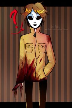ticci Toby face | Ticci Toby X Reader [Lost] Part- 1 by redrumkat on deviantART
