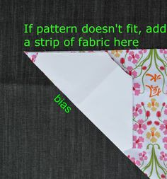 a blog about sewing and designing