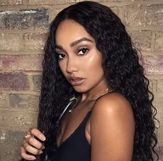 Shared by yonce. Find images and videos about beauty, little mix and leigh anne pinnock on We Heart It - the app to get lost in what you love. Little Mix Leigh Ann, Little Mix Jesy, Jesy Nelson, Perrie Edwards, Litte Mix, Girl Bands, African Beauty, Role Models, Pretty Woman
