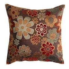 New Living Room Colors With Brown Couch Red Throw Pillows Ideas Living Room Styles, Living Room Colors, Living Room Paint, Living Room Carpet, New Living Room, Red Throw Pillows, Brown Pillows, Decorative Throw Pillows, Small Pillows