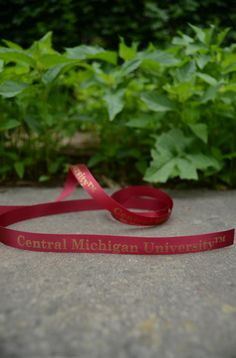 Central Michigan University Ribbon
