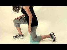 (PTVideo.TV iPhone/iPad App @ http://winzi.gs/Jyfhju) Physical Therapy Videos from http://ptvideo.tv/ - Kneeling Hip Flexor Stretch. Commonly Used For: Hip pain, knee pain and low back pain. This is a kneeling hip flexor stretch that's going to stretch the muscles across both your hip joint and your knee joint that flex the hip. You're going to ...