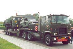 Mack Trucks, Semi Trucks, Heavy Duty Trucks, Heavy Truck, Cool Trucks, Big Trucks, All Truck, Road Train, Cab Over