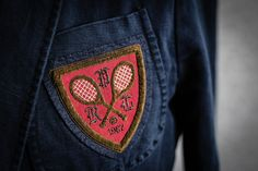Just In: Ralph Lauren Navy Patch Pocket Jackets
