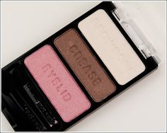 Wet n Wild Eyeshadow Trio: Sweet as Candy. I think I need this.