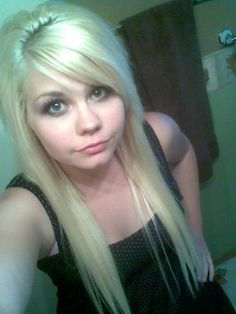 Emo Style Haircuts | Emo Girl Hair Styles Haircuts For Girls With Long Blonde