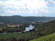 Nanteuil-sur-Marne. Vignoble de Champagne