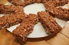 homemade protein bar recipe | CrunchTime | Fitness and Nutrition For Busy Lives | P90X P90X2 Insanity
