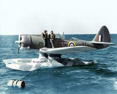 Northrop N-3PB Floatplane