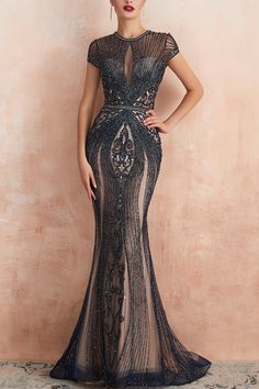 Grey Prom Dress, Beaded Prom Dress, Sequin Party Dress, Black Prom Dresses, Mermaid Prom Dresses, Bridesmaid Dresses, 1920s Prom Dresses, Great Gatsby Prom Dresses, Beaded Evening Gowns