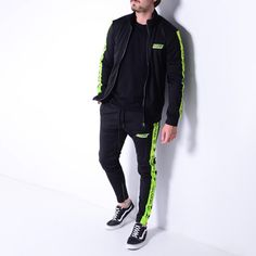 Max Edition Mens Polyester Easy Fit Full Tracksuit