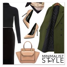 """Chic Minimalist Style 2"" by paculi ❤ liked on Polyvore featuring Alysia Thomas, Warehouse, Yves Saint Laurent, Minimaliststyle and shein"