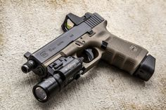 blackbeard-main:  ak4me:  blackbeard-main:  I really want to do this to a Glock 19.  You mean do the best you can to copy a HnK tac or a fnx tac 45 sorry people on gunbler I'm just not a flock kinda guy  It's all good. Some people just can't handle the perfection that is Glock. Haha.