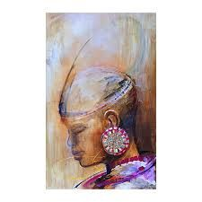 Afbeeldingsresultaat voor afrikaanse kunst schilderijen