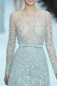 girlannachronism: Elie Saab spring 2012 couture...