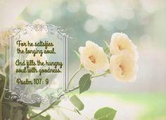 Psalm 107:9