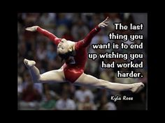 Kyla Ross Olympic Champion Gymnastics Photo by ArleyArtEmporium