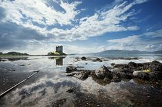Castle Stalker on Loch Laich, North Argyll, Scotland - Lonely Planet