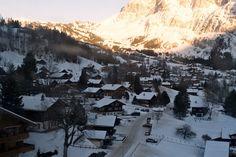 Satul Grindelwald