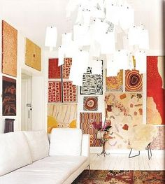 textile prints/ paints / rug