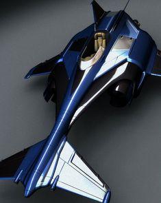 Craig Clark concept ships