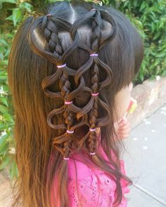 ❣❣ #hotd #hairforlittlegirls #toddlerhairideas #toddlerhair #easytoddlerhairstyles