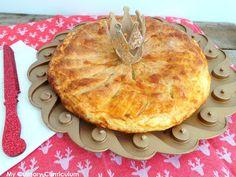 My Culinary Curriculum: Galettes des rois aux amandes caramélisées
