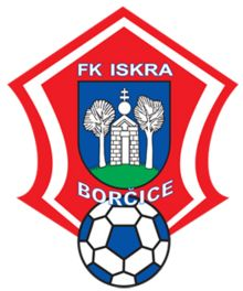 1951, FK Iskra Borčice (Slovakia) #FKIskraBorčice #Slovakia (L18341) Football, Logos, Soccer Teams, Crests, Badges, Club, Football Squads, Football Equipment, Madness