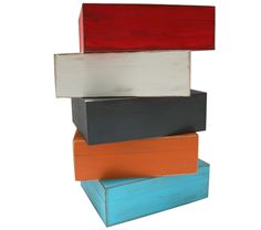 Hand Painted wooden boxes by Classic Legacy  www.classiclegacy.com
