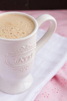 White Chocolate Rocket Fuel Latte   Healthful Pursuit (White Chocolate Milkshake)