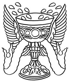 Tattoo Meanings: Holy Grail