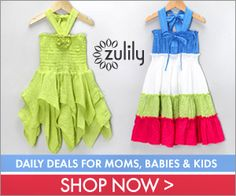 Zulily - Daily Deals For Moms & Kids - http://www.ezfreestuff.com/zulily-daily-deals-for-moms-kids-2/
