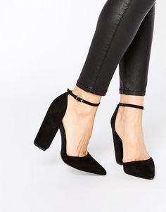 We've got the perfect feminine block heel for ya!