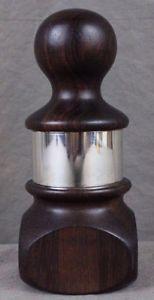 Dansk Rosewood & Silver Peppermill Grinder