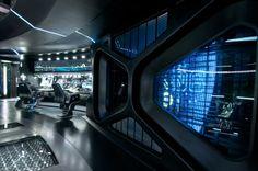 #STARFLEET INTELLIGENCE | USS Vengeance, non-registered Section 31 dreadnaught starship | #StarTrek