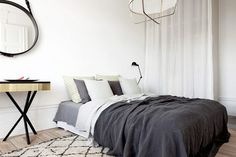 It's All About Simple And Clean: A Stunning Home In Stockholm | Popbee - a fashion, beauty blog in Hong Kong.