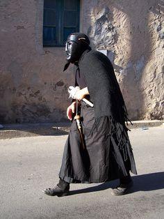 Carnivale in Sardinia