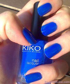 Electric Blue, 336, Kiko
