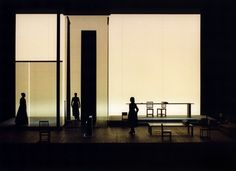 robert wilson stage design - Google Search