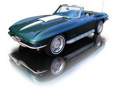 1967 Chevrolet Corvette Sting Ray Roadster 427