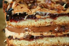 Fruit Recipes, Sweet Recipes, Cake Recipes, Dessert Recipes, Cooking Recipes, Polish Cake Recipe, Polish Recipes, Russian Cakes, My Dessert