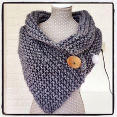 Scarf #jeltsjeboltsjebeltsje #knitting #breien