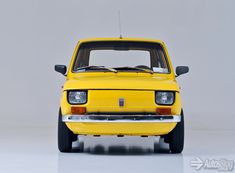 Fiat 126 Autodato Fiat 126, Small Cars, Retro Cars, Old Cars, Cars And Motorcycles, Automobile, Vehicles, Non Solo, Canada