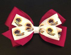 Redskins bow!